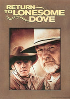 Return To Lonesome Dove DVD (Free Shipping)