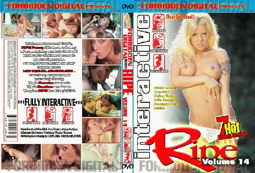 Ripe Volume 14 DVD (Adult) (Free Shipping)