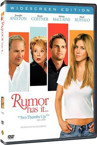 Rumor Has It DVD (Widescreen) (Free Shipping)