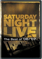 Saturday Night Live - The Best Of 2006 - 2007 DVD (Free Shipping)