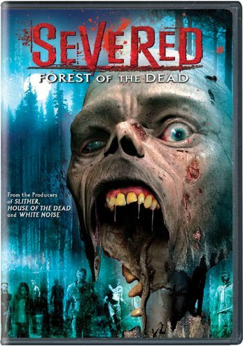 Severed - Forest Of The Dead DVD (Free Shipping)