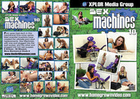Sex Machines 10 - Adult DVD (Free Shipping)