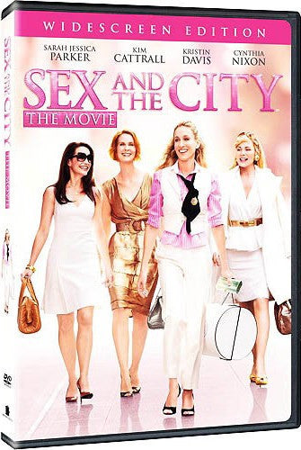 Sex And The City The Movie DVD (Widescreen) (Free Shipping)
