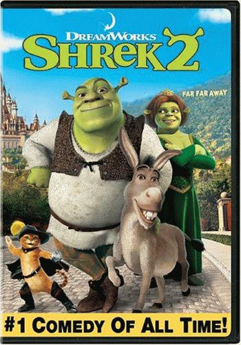 Shrek 2 DVD (Widescreen) (Free Shipping)