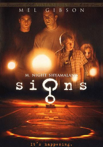 Signs DVD (Vista Series) (Free Shipping)