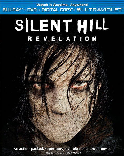 Silent Hill - Revelation Blu-Ray + DVD + Digital Copy + UltraViolet (2-Disc Set) (Free Shipping)