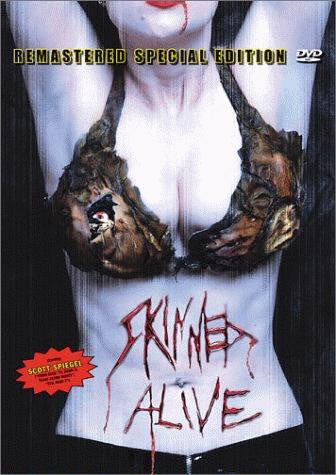 Skinned Alive DVD (Free Shipping)
