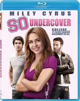 So Undercover Blu-Ray (Free Shipping)