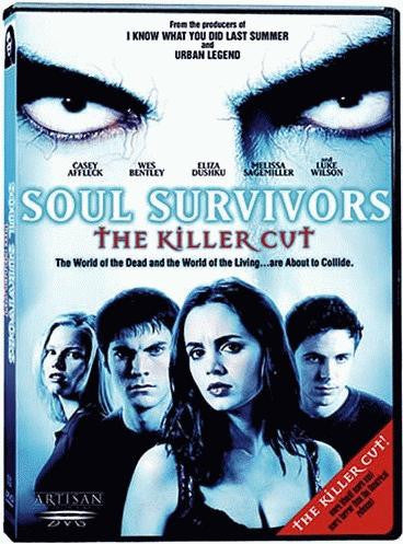Soul Survivors DVD (The Killer Cut Edition) (Free Shipping)