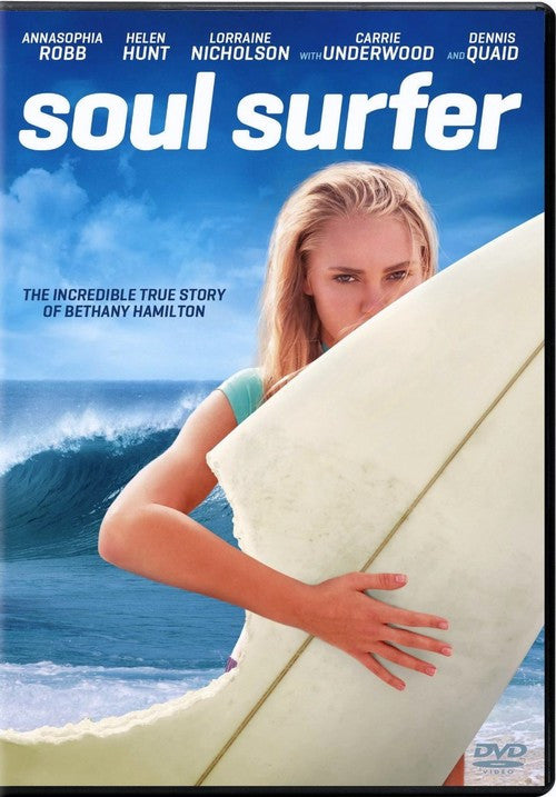 Soul Surfer DVD (Free Shipping)