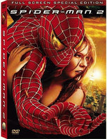 Spider-Man 2 DVD (Fullscreen Special Edition) (Free Shipping)