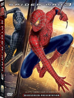 Spider-Man 3 DVD (Free Shipping)