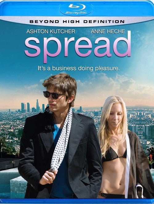 Spread Blu-Ray DVD (Free Shipping)