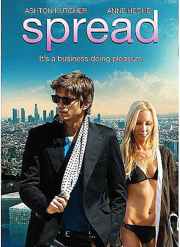 Spread DVD (Free Shipping)