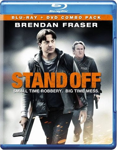 Stand Off Blu-Ray + DVD Combo Pack (Free Shipping)