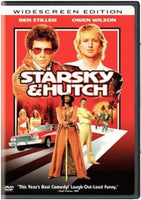 Starsky & Hutch DVD (2004 / Widescreen) (Free Shipping)
