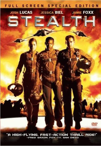 Stealth DVD (2-Disc / Fullscreen Special Edition) (Free Shipping)