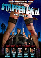 Stripperland! DVD (Free Shipping)