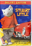 Stuart Little DVD (Deluxe Edition) (Free Shipping)