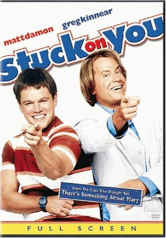 Stuck On You DVD (Fullscreen) (Free Shipping)