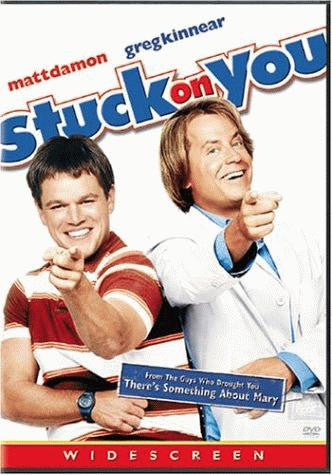 Stuck On You DVD (Widescreen) (Free Shipping)