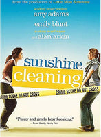 Sunshine Cleaning DVD (Free Shipping)