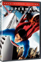 Superman Returns DVD (Fullscreen) (Free Shipping)