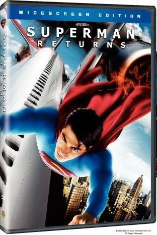 Superman Returns DVD (Widescreen) (Free Shipping)