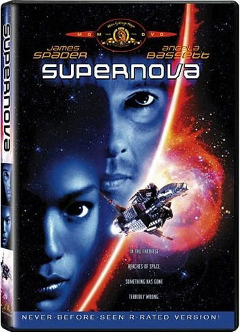 Supernova DVD (Free Shipping)