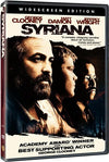 Syriana DVD (Widescreen) (Free Shipping)
