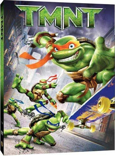 TMNT Teenage Mutant Ninja Turtles DVD (2007) (Free Shipping)