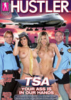 TSA Your Ass Is In Our Hands - Hustler Adult DVD (Free Shipping)