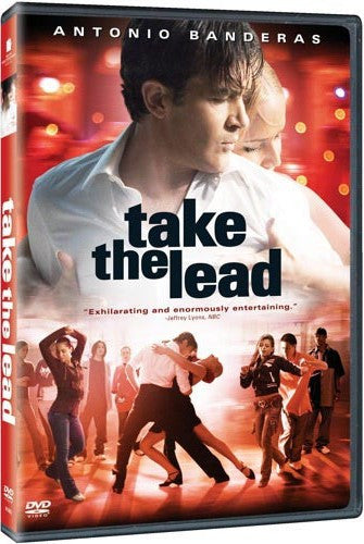 Take The Lead DVD (Free Shipping)