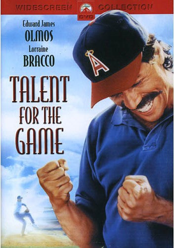 Talent For The Game DVD (Free Shipping)