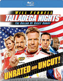 Talladega Nights: The Ballad Of Ricky Bobby - Unrated and Uncut Blu-Ray (Free Shipping)