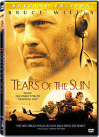 Tears Of The Sun DVD (Free Shipping)