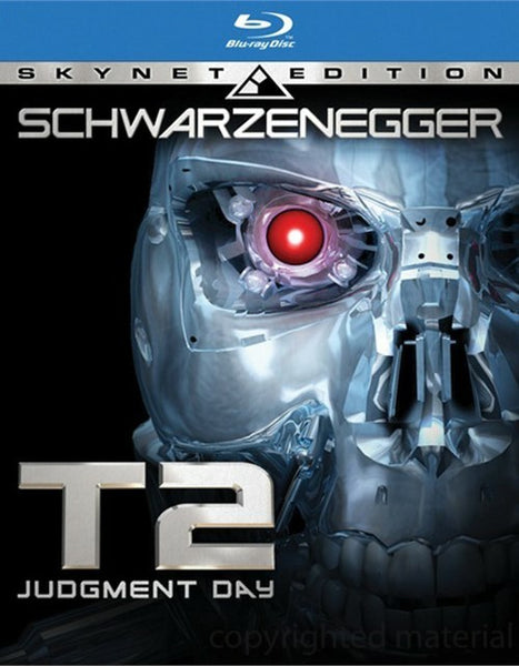 Terminator 2: Judgment Day - Skynet Edition Blu-ray (Free Shipping)