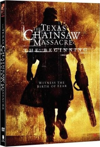 The Texas Chainsaw Massacre - The Beginning DVD (Rated) (Free Shipping)