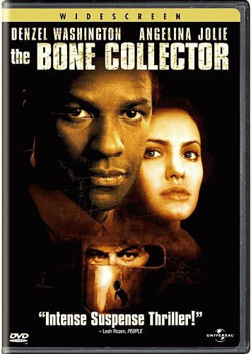 The Bone Collector DVD (Free Shipping)