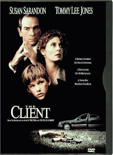 The Client DVD (Free Shipping)