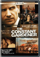 The Constant Gardener DVD (Widescreen) (Free Shipping)