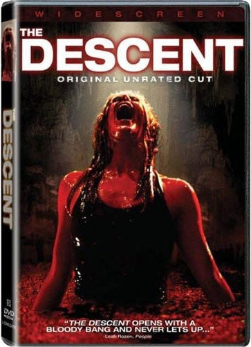 The Descent DVD (Widescreen Original Unrated Cut) (Free Shipping)