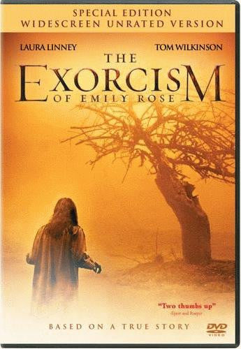 The Exorcism Of Emily Rose DVD (Un-Rated) (Free Shipping)