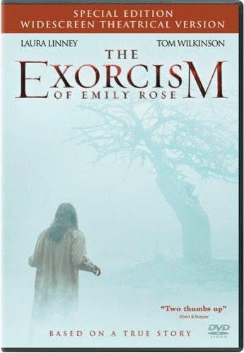 The Exorcism Of Emily Rose DVD (R-Rated) (Free Shipping)