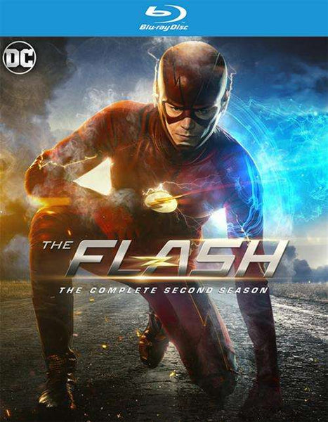 The Flash: The Complete Second Season Blu-ray + Digital HD with Slip Cover (Free Shipping)