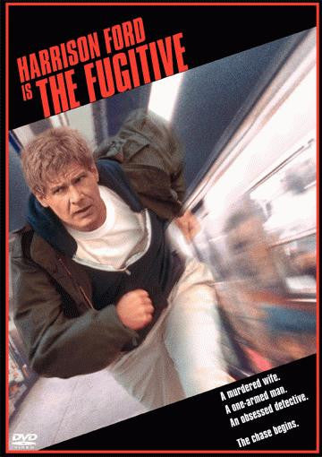 The Fugitive DVD (Special Edition) (Free Shipping)