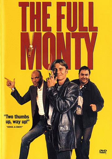 The Full Monty DVD (Free Shipping)