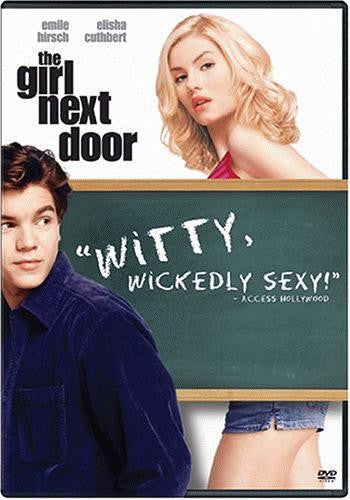 The Girl Next Door DVD (R-Rated Version) (Free Shipping)