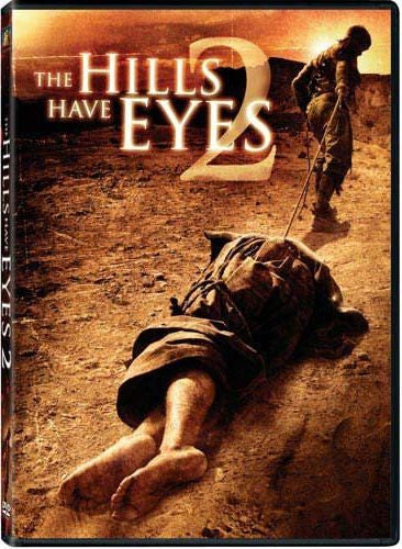 The Hills Have Eyes 2 DVD (R-Rated) (Free Shipping)