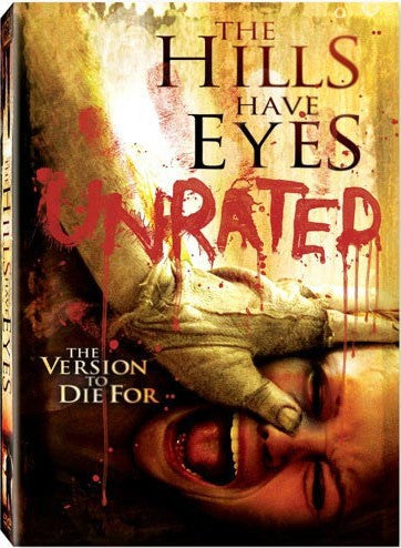 The Hills Have Eyes DVD (Unrated) (2006) (Free Shipping)